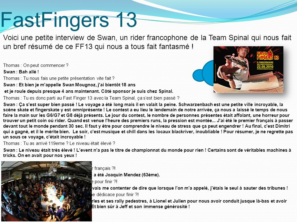 FastFingers 13