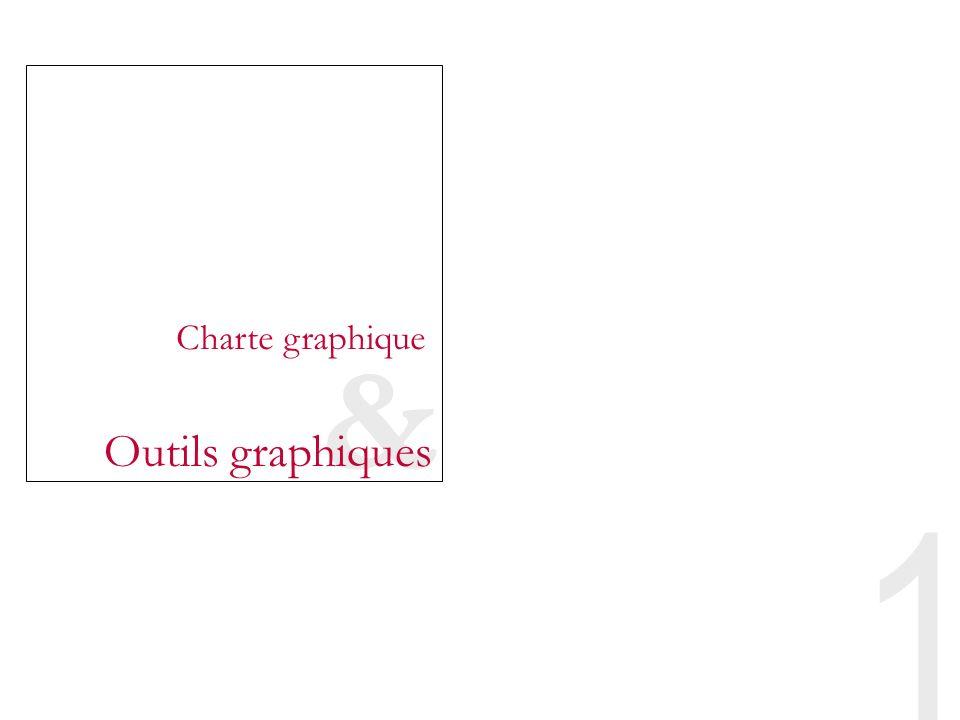 Charte graphique & Outils graphiques