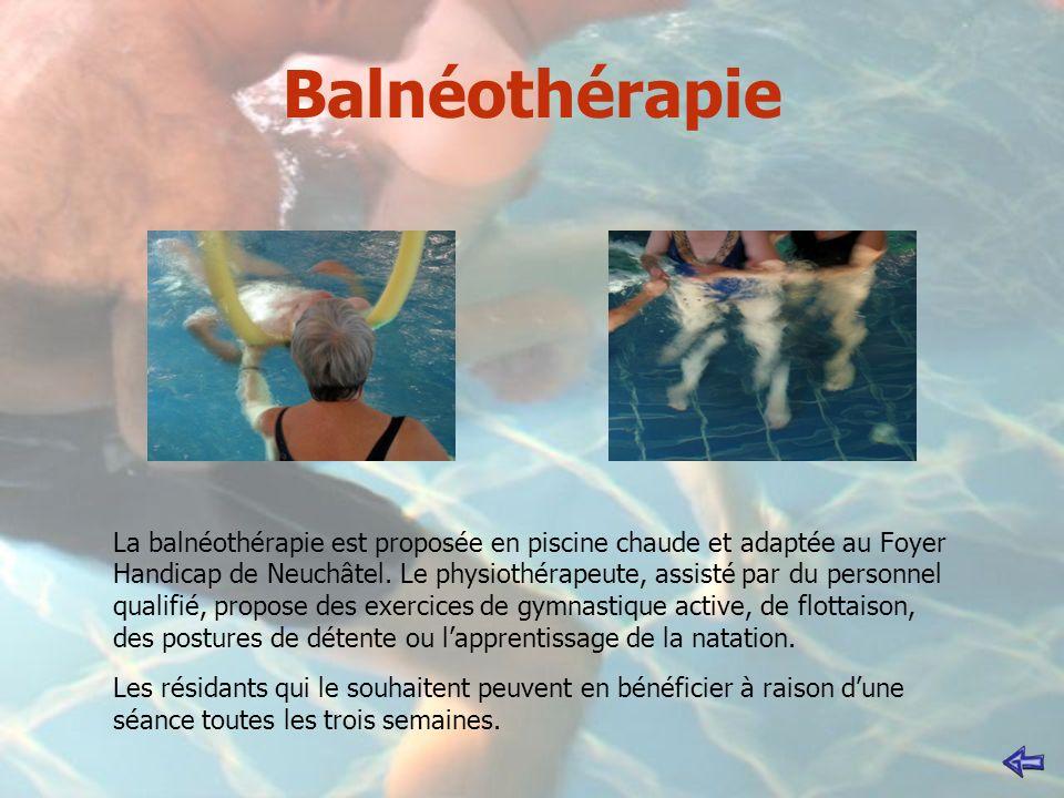 Balnéothérapie