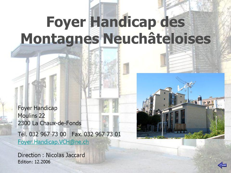 Foyer Handicap des Montagnes Neuchâteloises