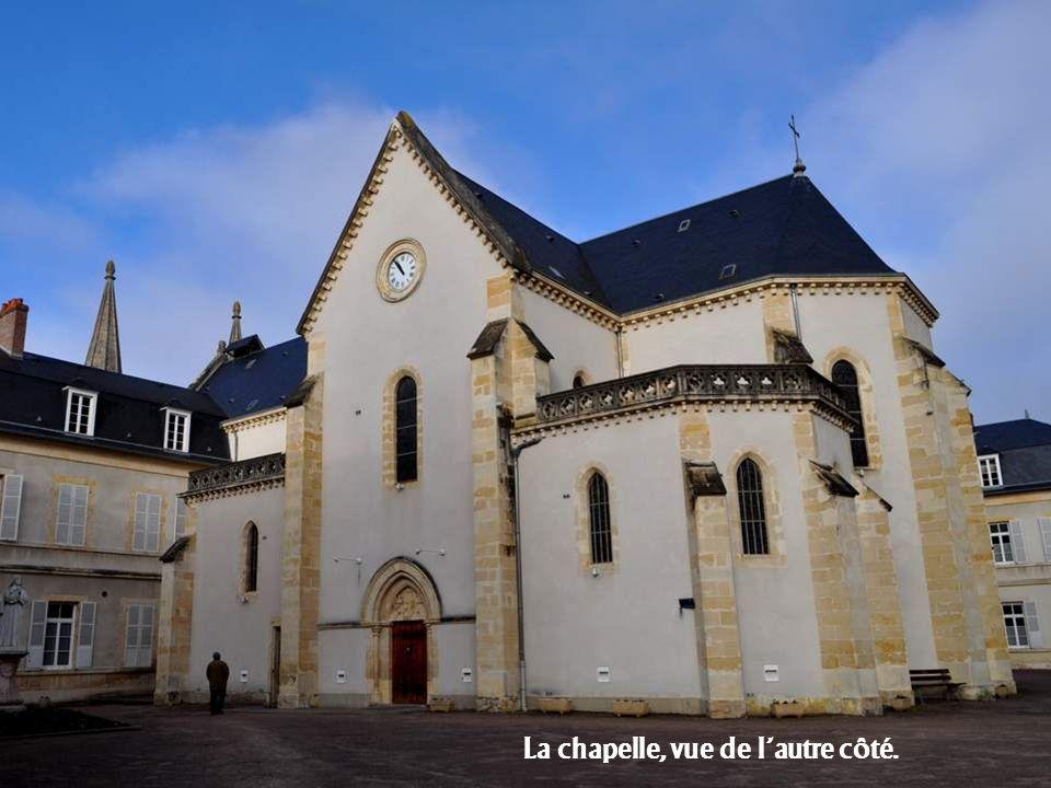 La chapelle, vue de l'autre côté.