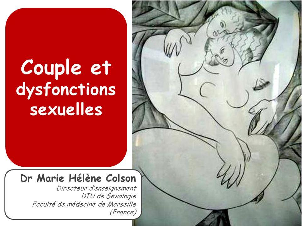 Couple et dysfonctions sexuelles