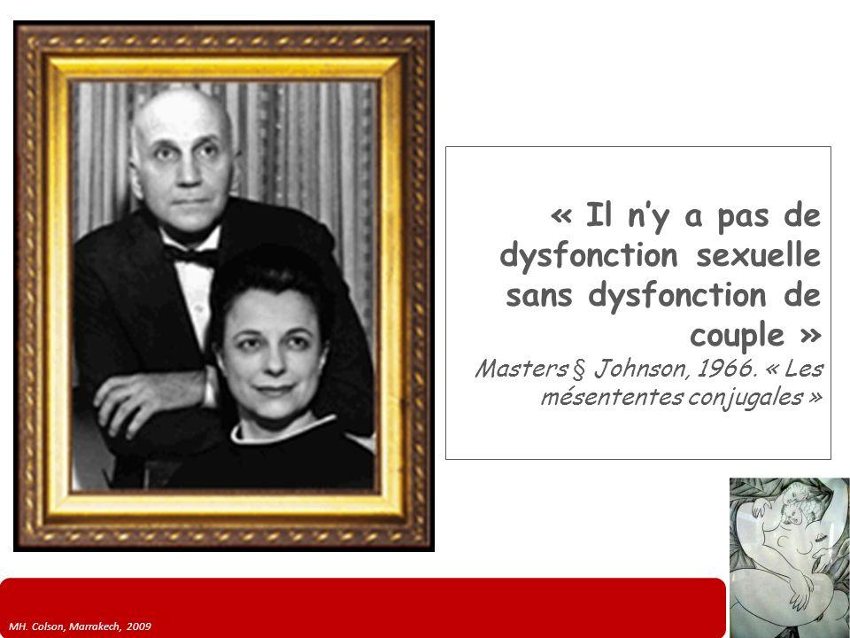 « Il n'y a pas de dysfonction sexuelle sans dysfonction de couple »