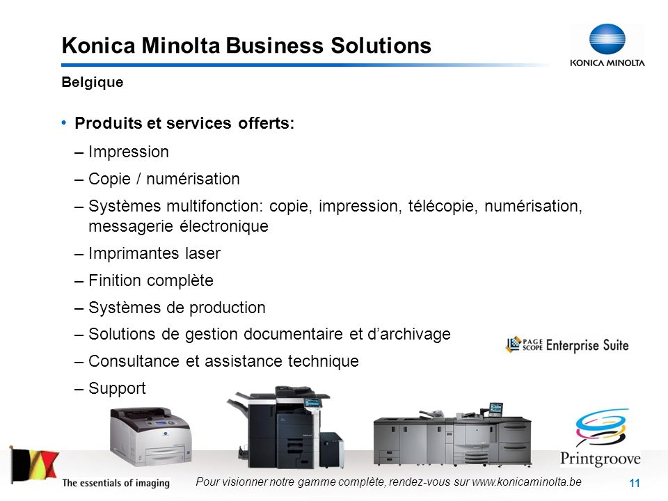 Konica Minolta Business Solutions