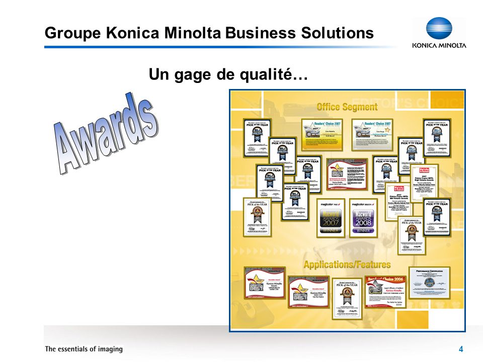 Groupe Konica Minolta Business Solutions