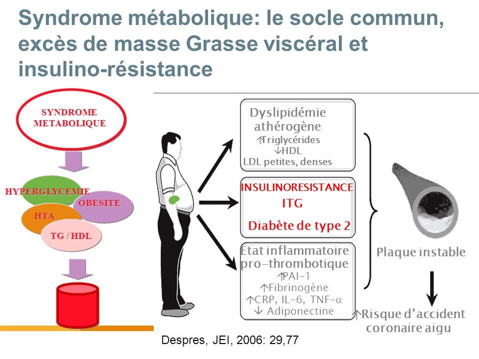 Dyslipidémie athérogène