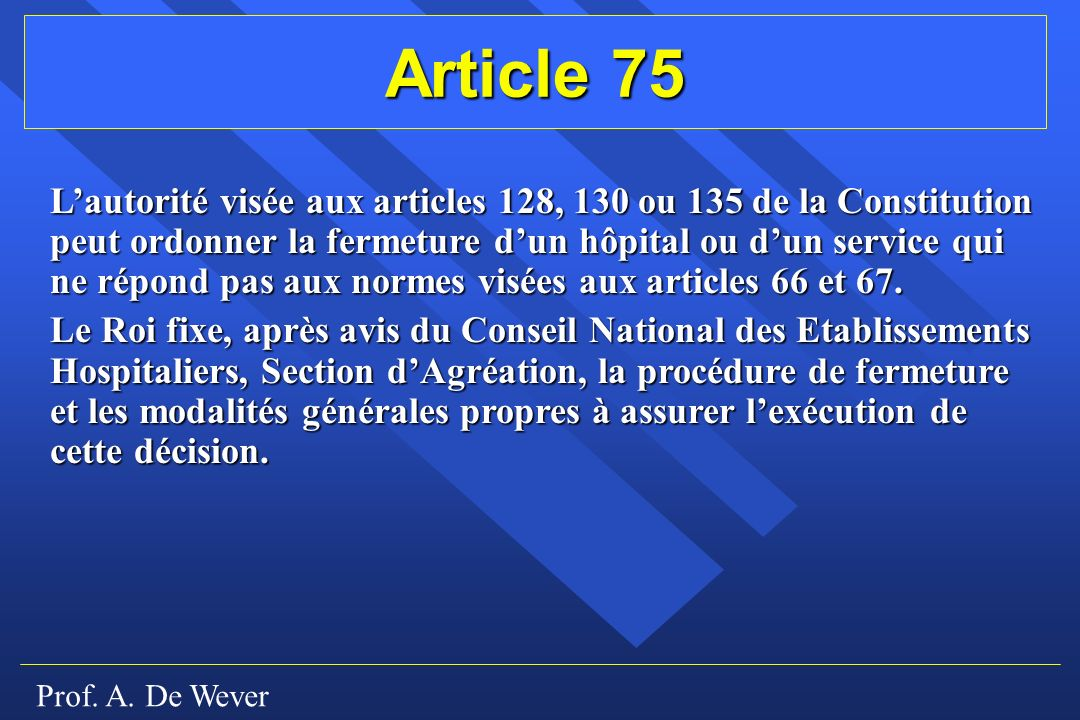 Article 75