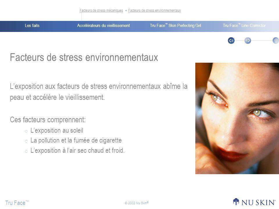 Facteurs de stress environnementaux