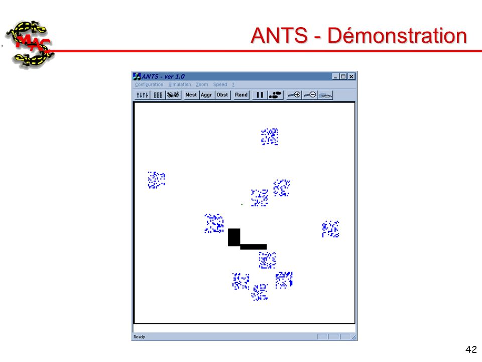 ANTS - Démonstration