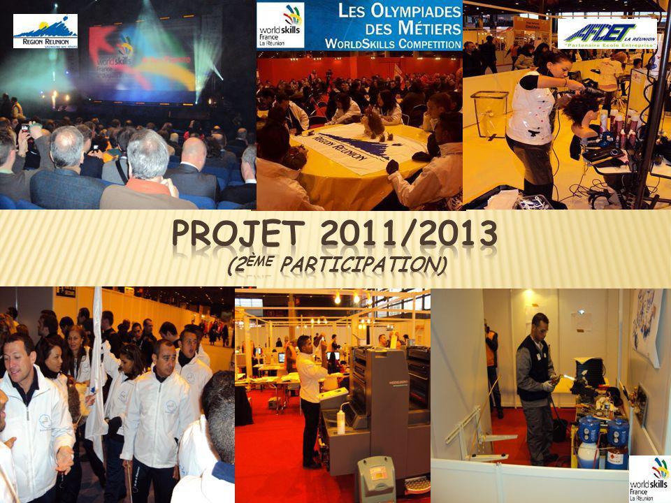 PROJET 2011/2013 (2ème participation)