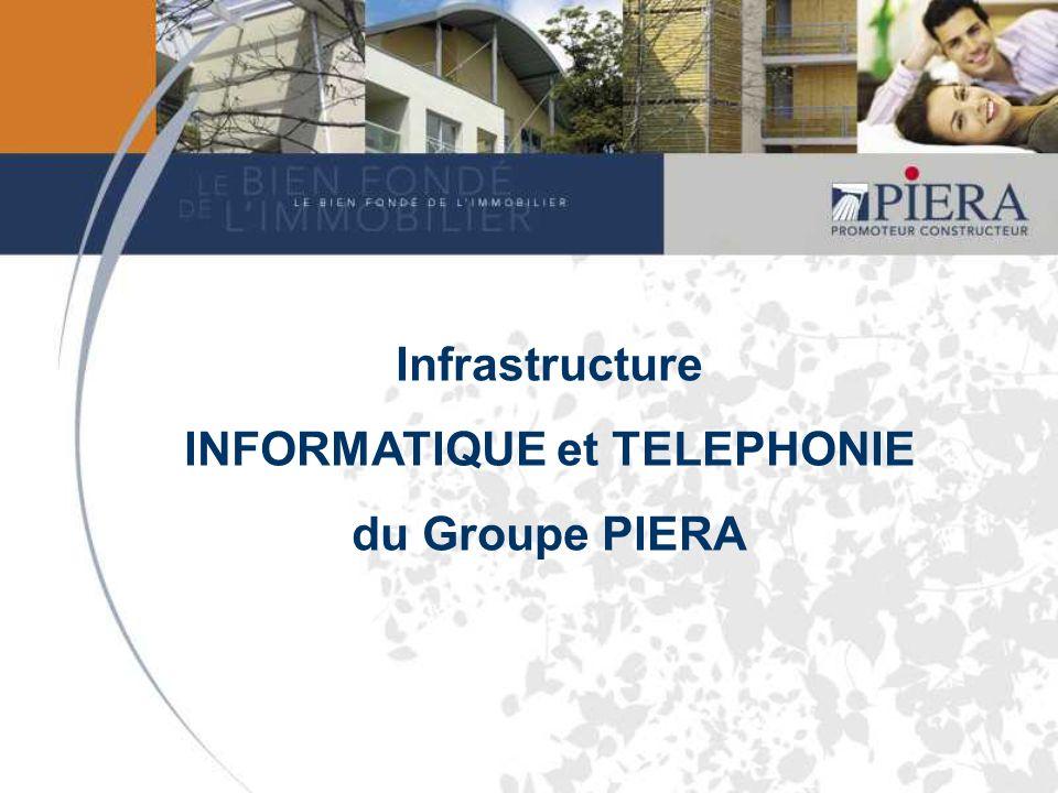 INFORMATIQUE et TELEPHONIE