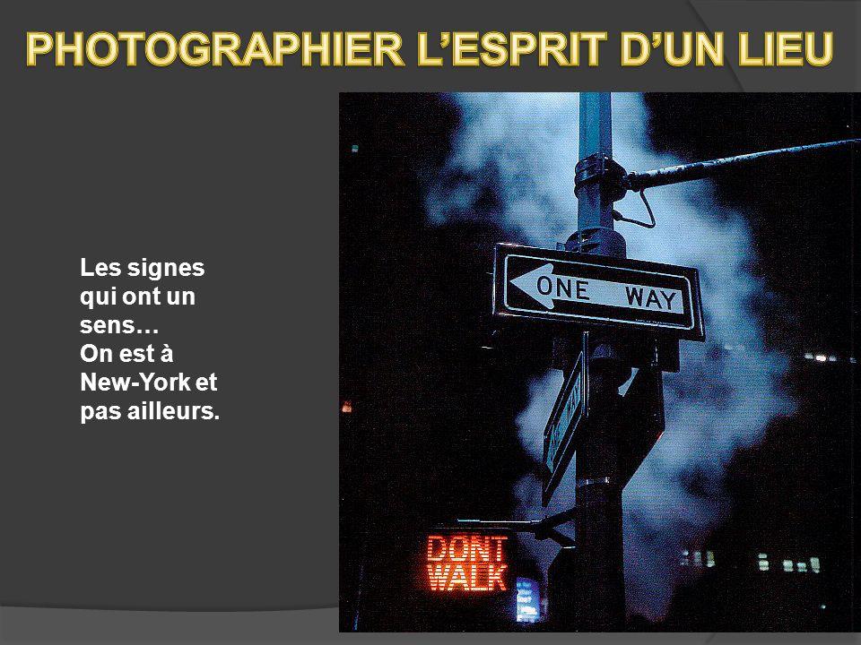 PHOTOGRAPHIER L'ESPRIT D'UN LIEU