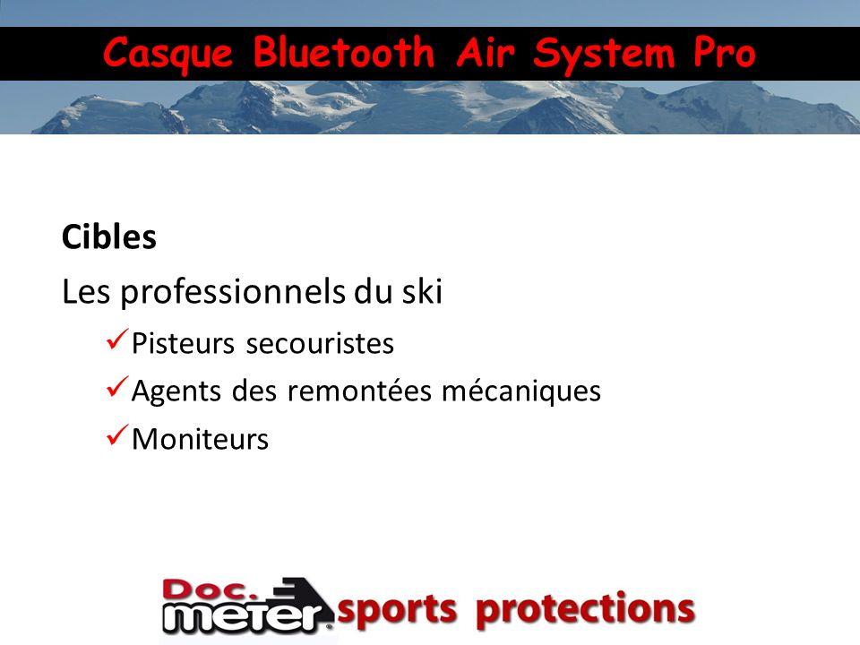 Les professionnels du ski