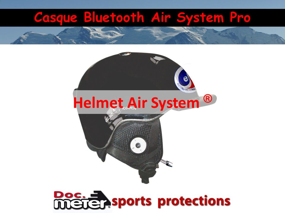 Helmet Air System ®