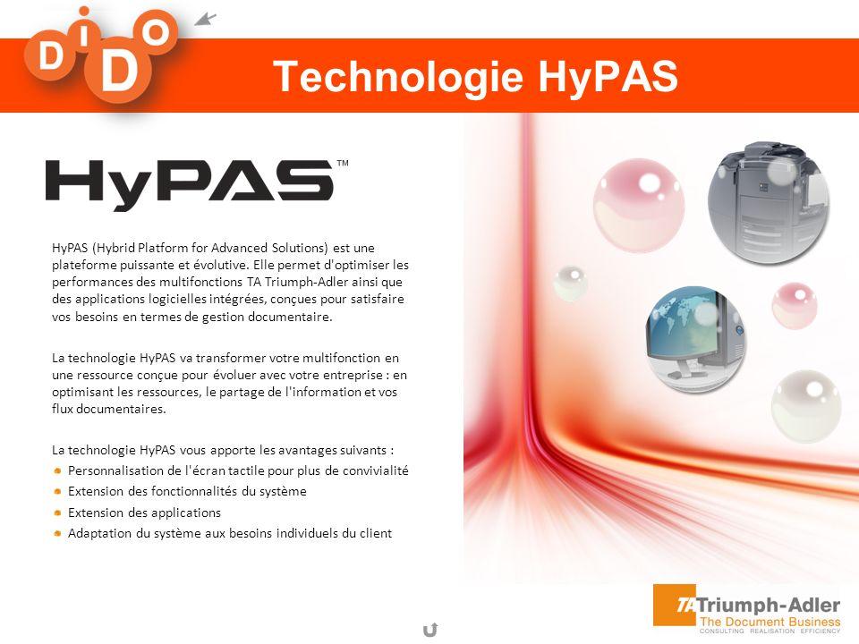 Technologie HyPAS