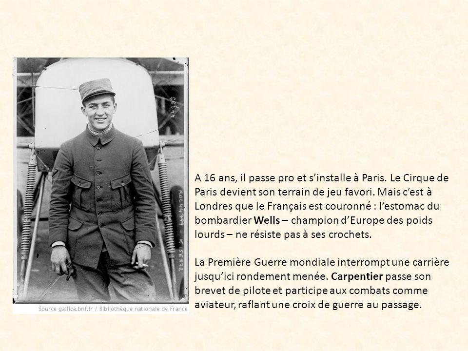 A 16 ans, il passe pro et s'installe à Paris