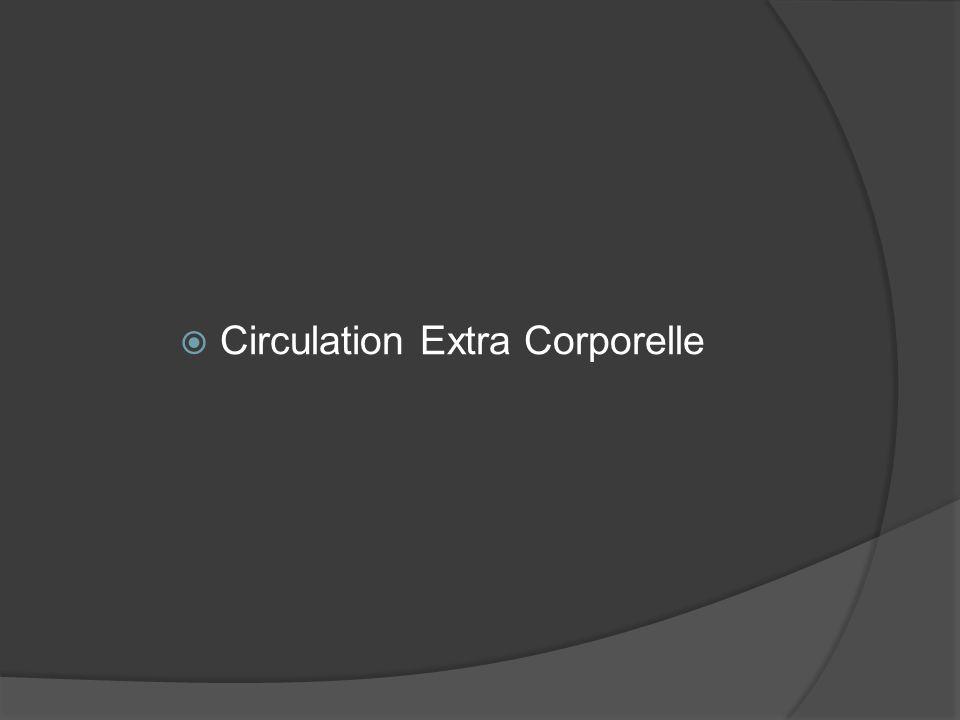 Circulation Extra Corporelle