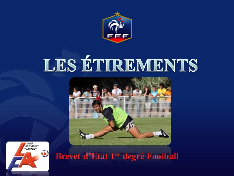 Brevet d'Etat 1er degré Football