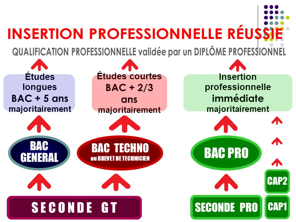 Objectif : qualification professionnelle