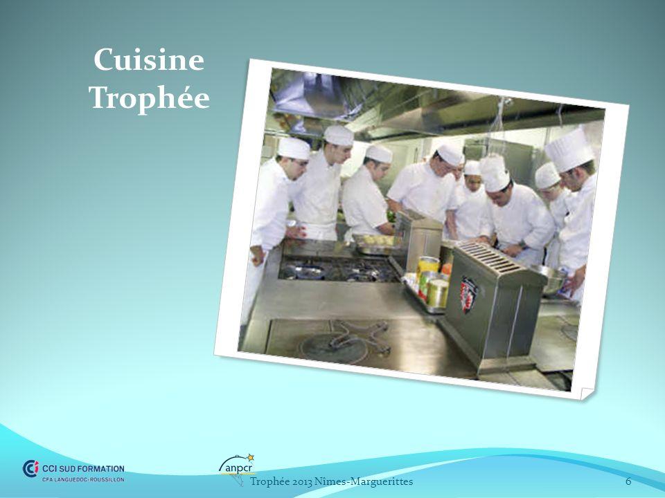 Cuisine Trophée Trophée 2013 Nîmes-Marguerittes