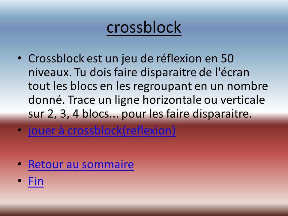 crossblock