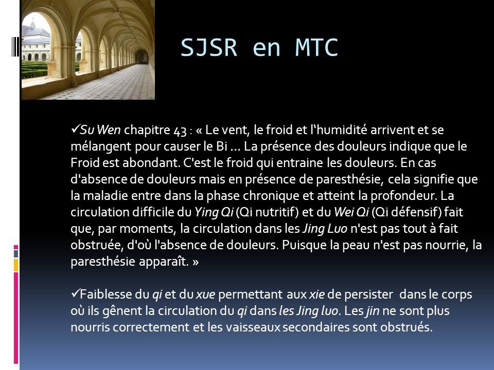 SJSR en MTC