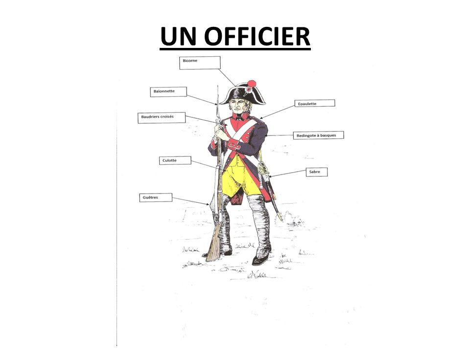 UN OFFICIER