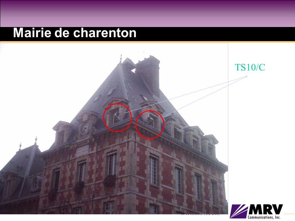 Mairie de charenton TS10/C