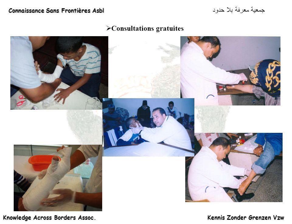 Consultations gratuites