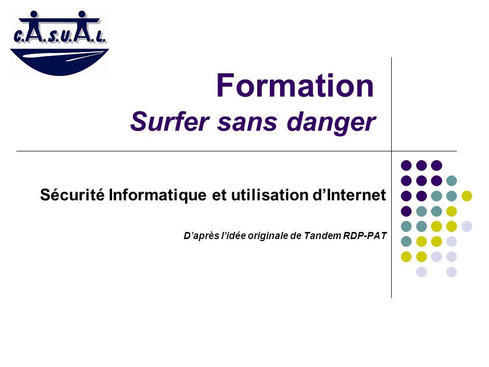 Formation Surfer sans danger