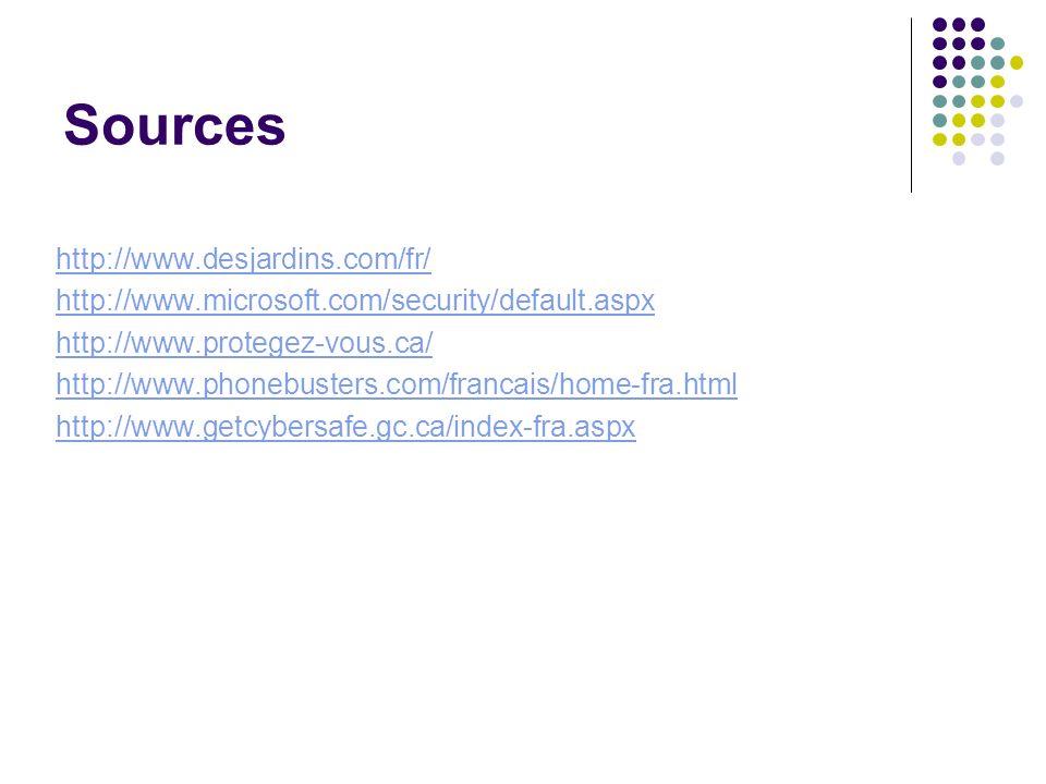 Sources http://www.desjardins.com/fr/