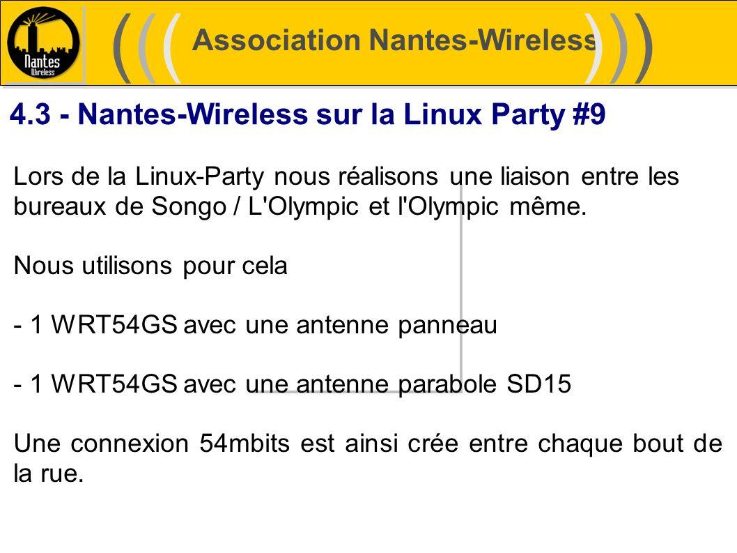 ((( ))) Association Nantes-Wireless