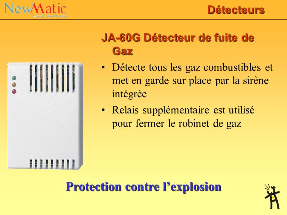Protection contre l'explosion