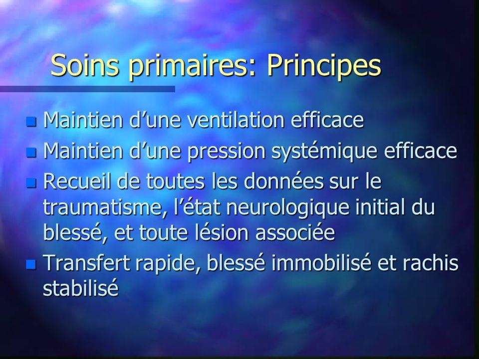 Soins primaires: Principes