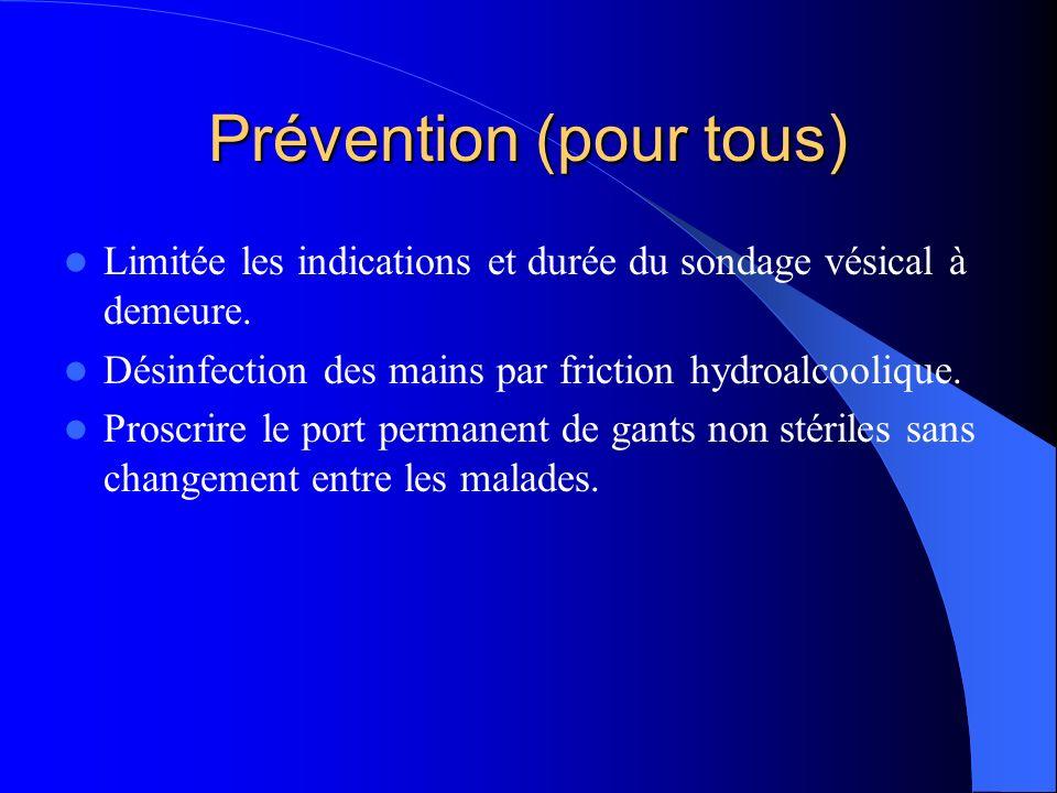 Prévention (pour tous)