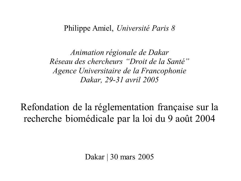 Philippe Amiel, Université Paris 8