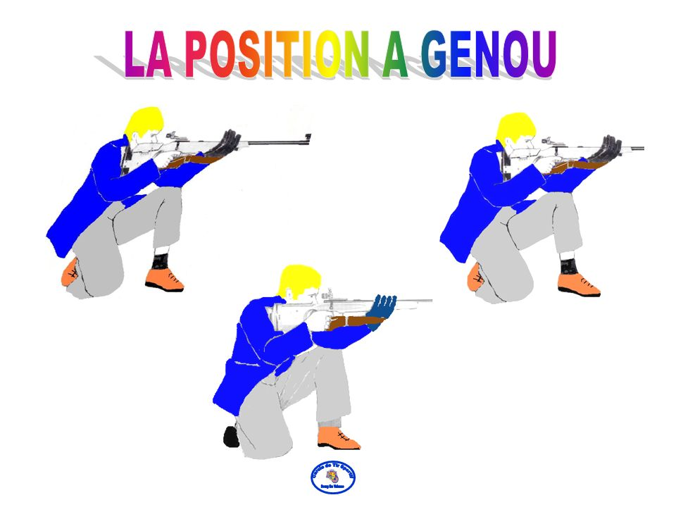 LA POSITION A GENOU