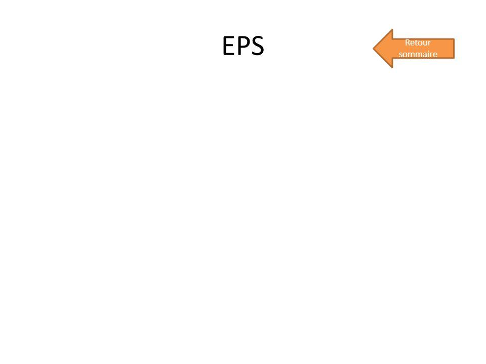 EPS Retour sommaire