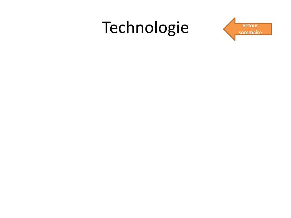 Technologie Retour sommaire