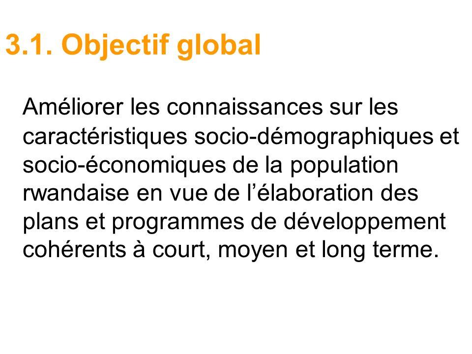 3.1. Objectif global