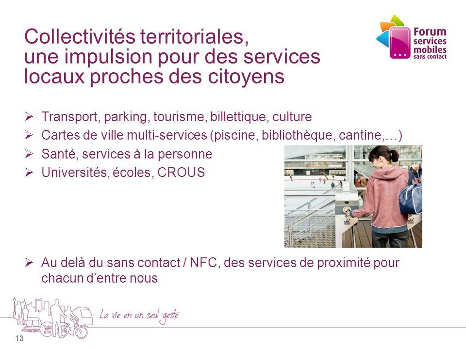 Collectivités territoriales, une impulsion pour des services locaux proches des citoyens