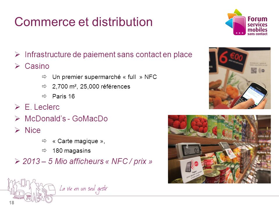 Commerce et distribution