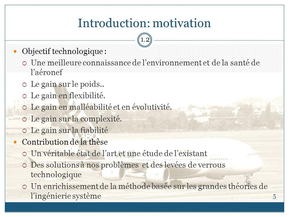 Introduction: motivation
