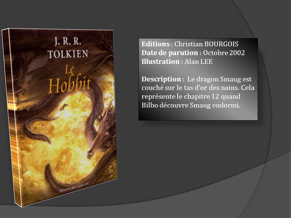 Editions : Christian BOURGOIS