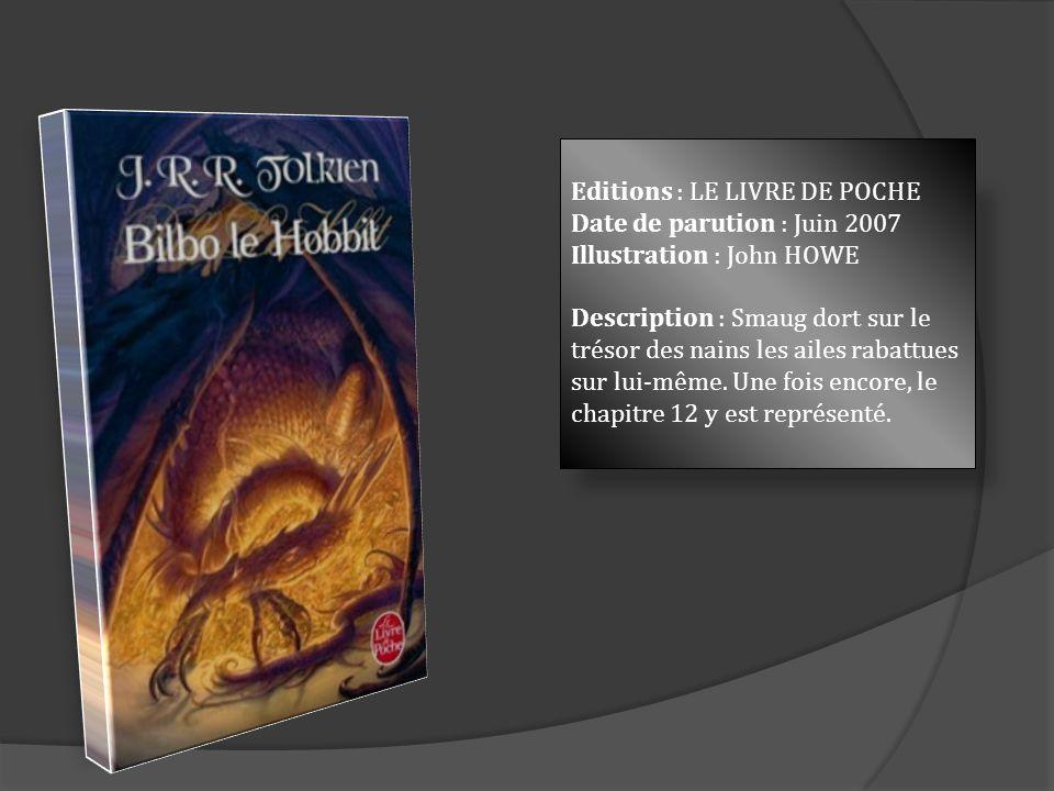 Editions : LE LIVRE DE POCHE