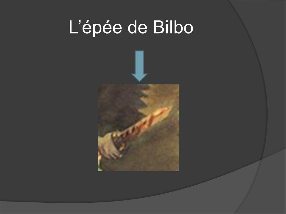 L'épée de Bilbo