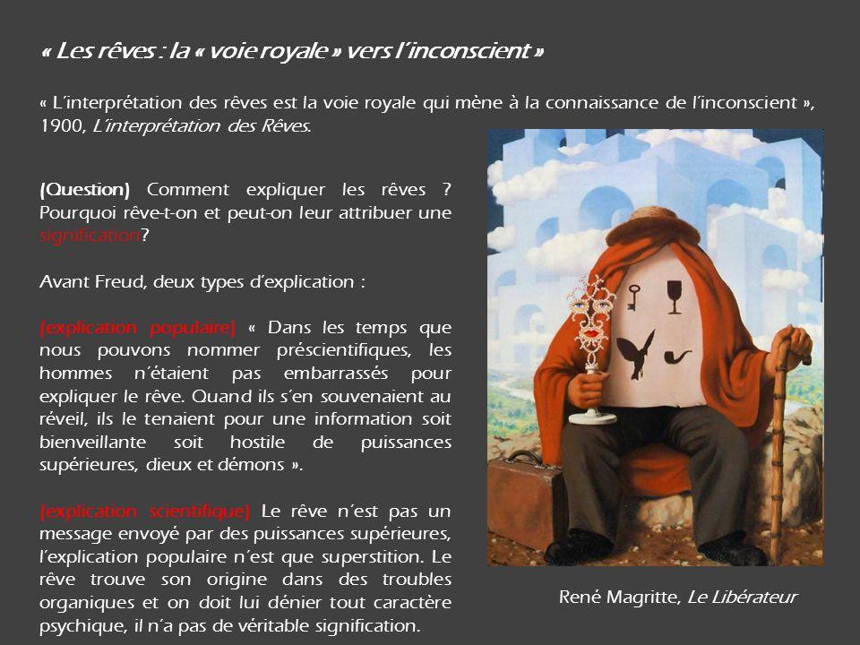 René Magritte, Le Libérateur