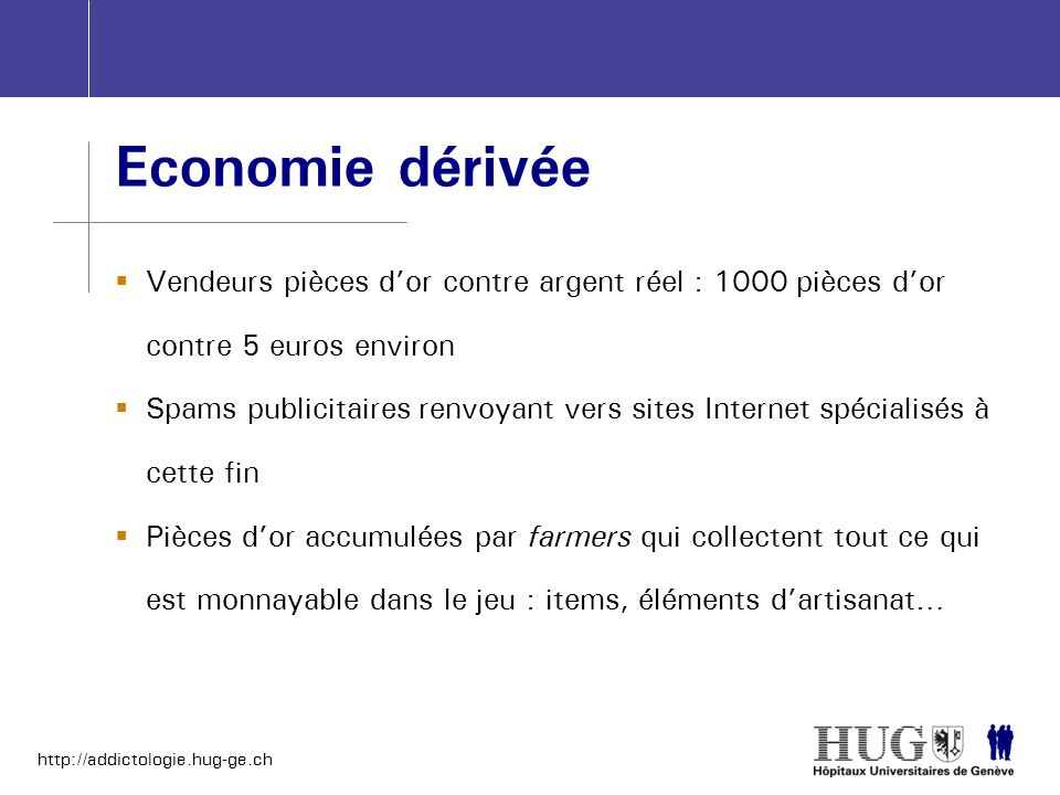 Economie dérivée Vendeurs pièces d'or contre argent réel : 1000 pièces d'or contre 5 euros environ.