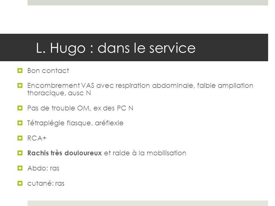 L. Hugo : dans le service Bon contact