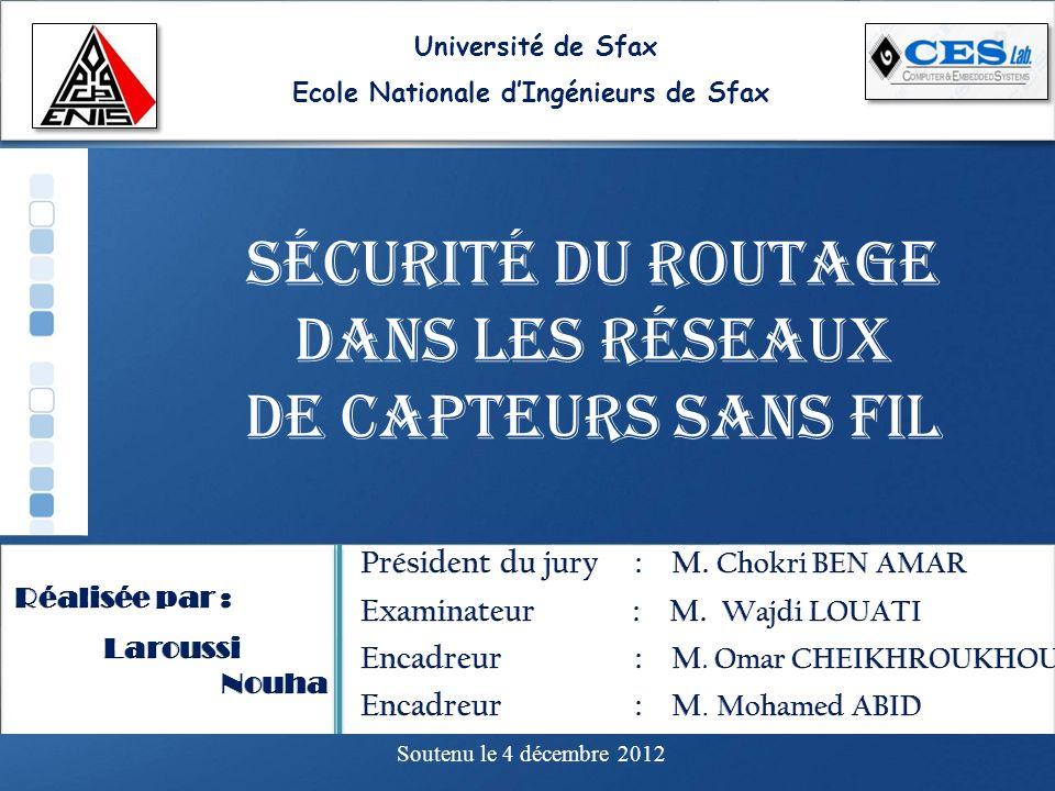 Ecole Nationale d'Ingénieurs de Sfax